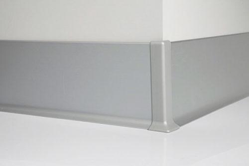 Profilpas – Angolo esterno per battiscopa art. 90/6E in polipropilene bianco opaco