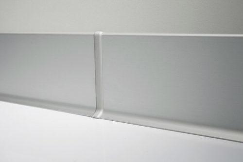 Profilpas – Giunzione per battiscopa art. 90/6G in polipropilene bianco ludido