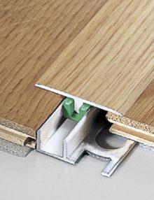 Profili per legno e laminati